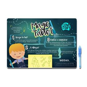 Magic Tablet para dibujar con luz (tamaño A4) | 68 | OVA Technologies, OVATEC, Smartwatches con GPS para niños, Puericultura, Magic tablets, Coches de control remoto